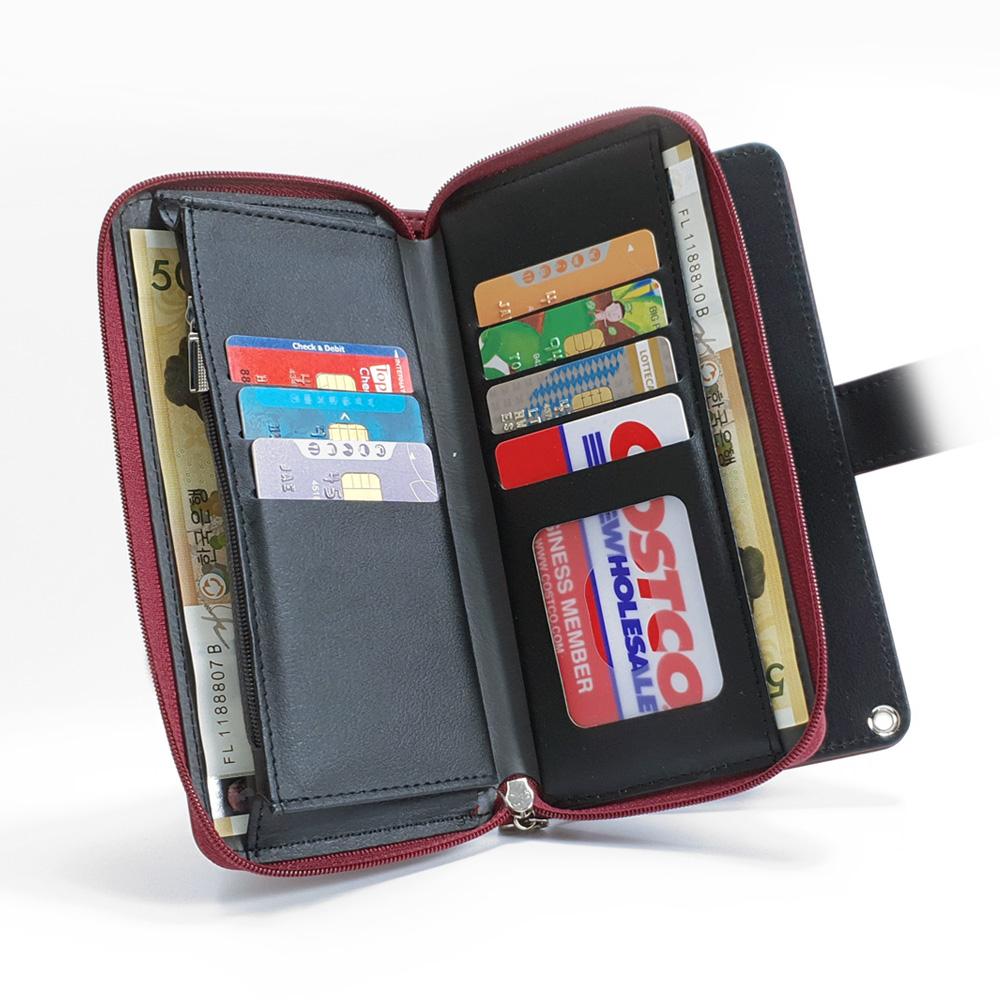 PHONECASE 카드분실제로 지폐수납케이스